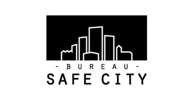 Bureau Safe City Logo 400x200