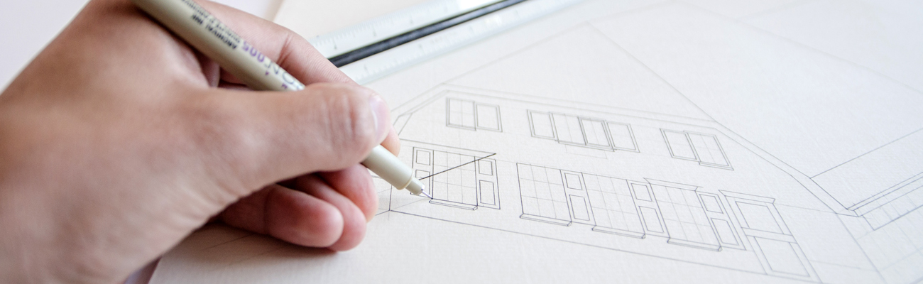 Technisch tekenen - Desenho Vormgeving