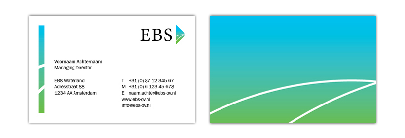 EBS Visitekaart