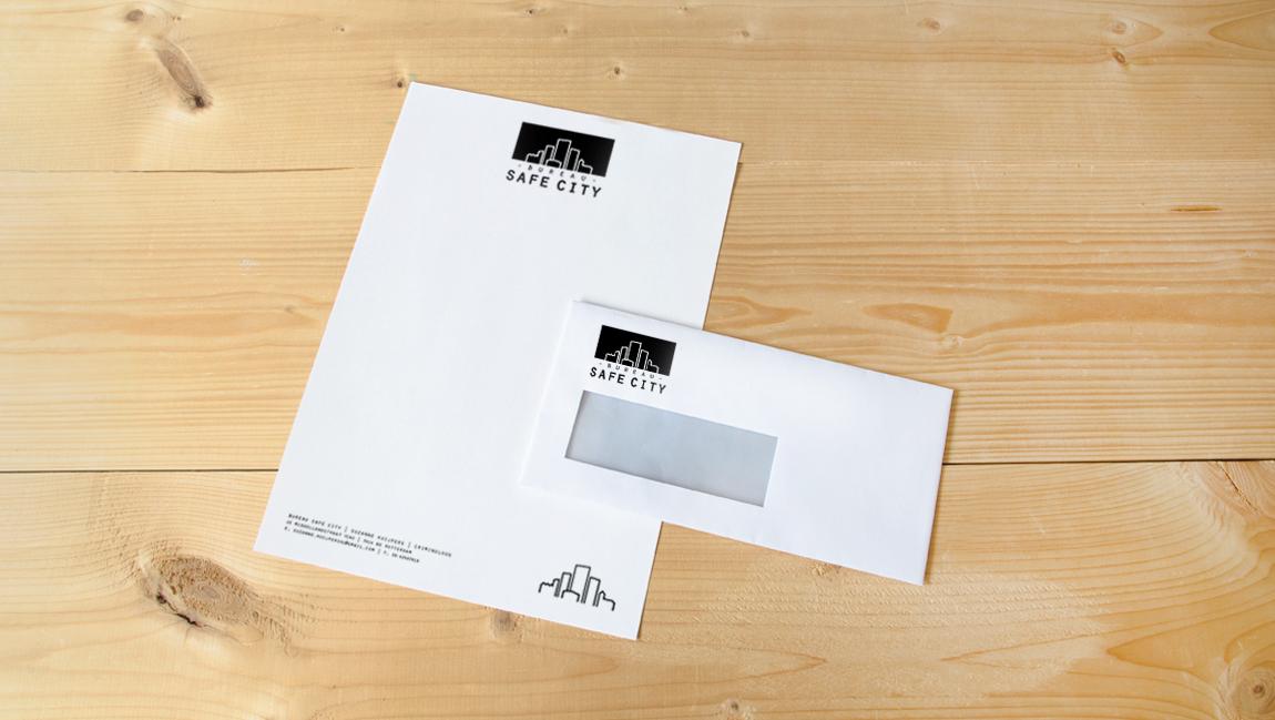 BSC Briefpapier en Envelop