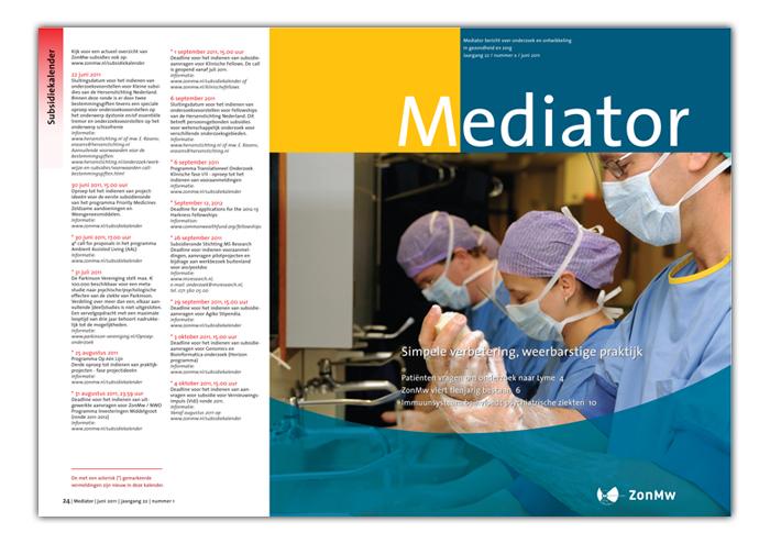 Mediator BW 01