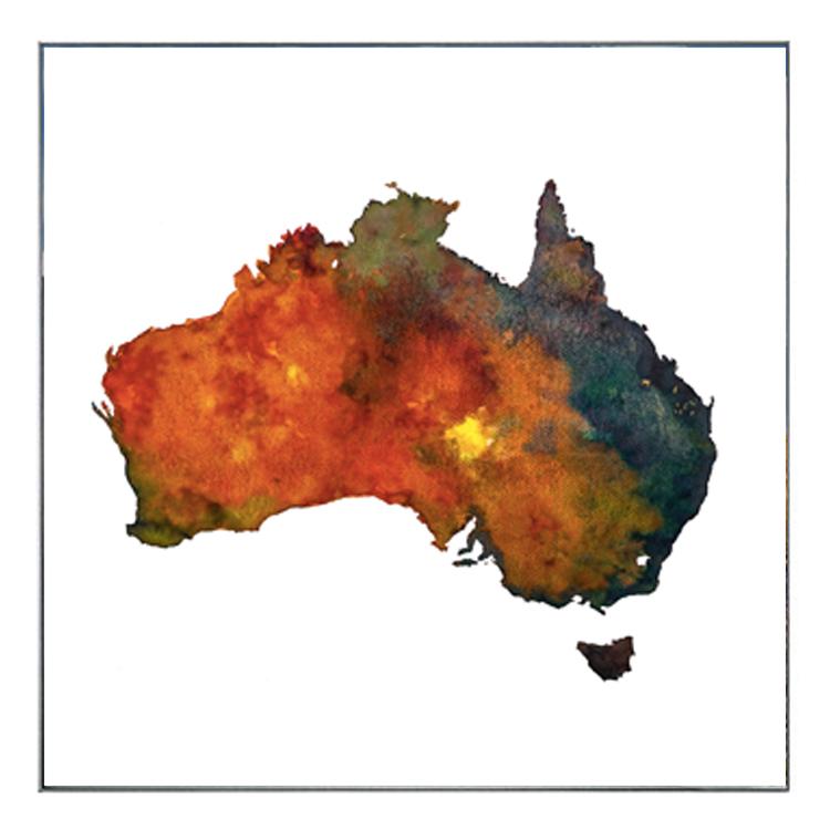 Australie op Doek Dicht