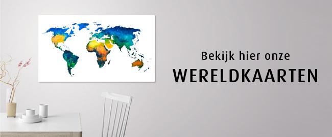 Wereldkaarten-Collectie