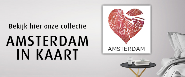 Amsterdam in Kaart-Collectie